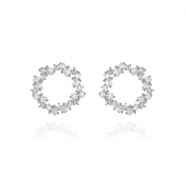 Be The Sparkle Halo Earrings