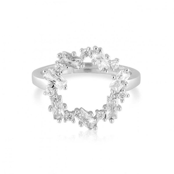 Be The Sparkle Halo Ring