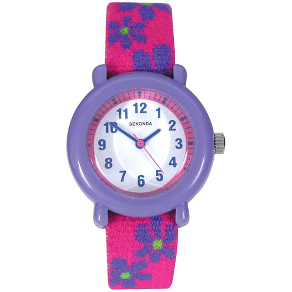 Children's Watch With Stretchy Strap