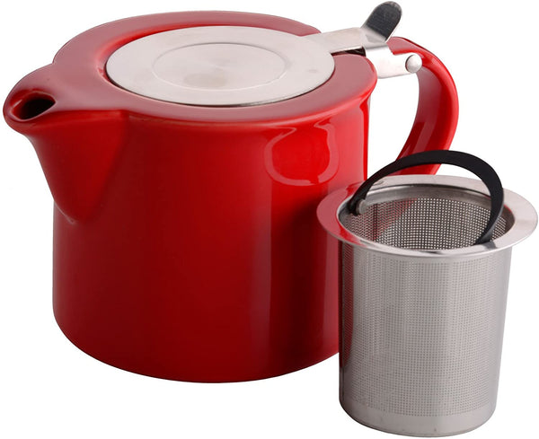 Infuse Teapot - Red