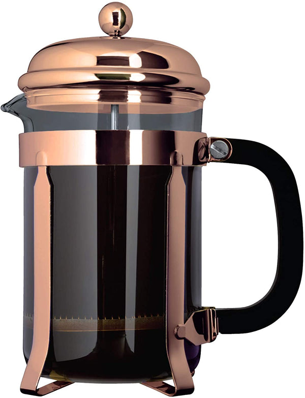 Cafe Ole 3 Cup Cafetiere - Copper