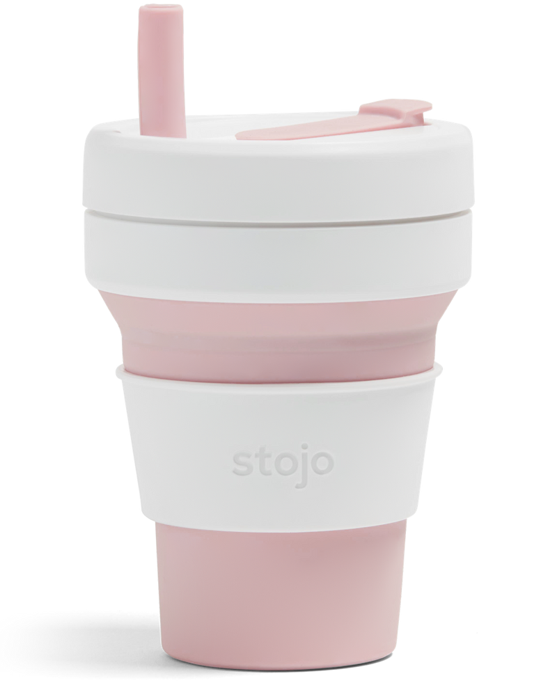 Collapsible Biggie Cup - Rose 16oz