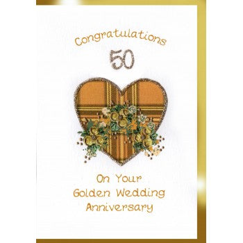 Wee Wishes - 50th Wedding Anniversary