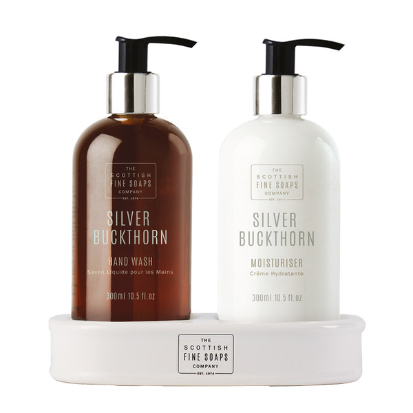 Silver Buckthorn Hand Care Set