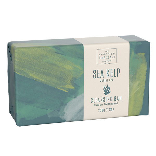 Sea Kelp - Marine Spa Cleansing Bar