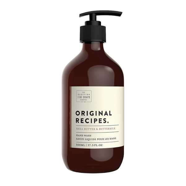 Shea & Buttermilk Luxury Hand Wash