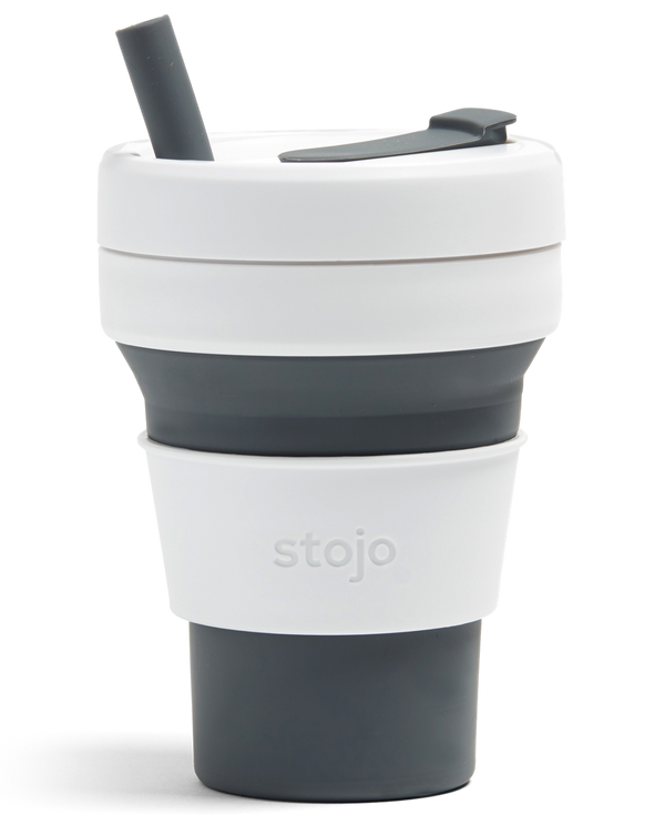 Collapsible Biggie Cup - Slate 16oz