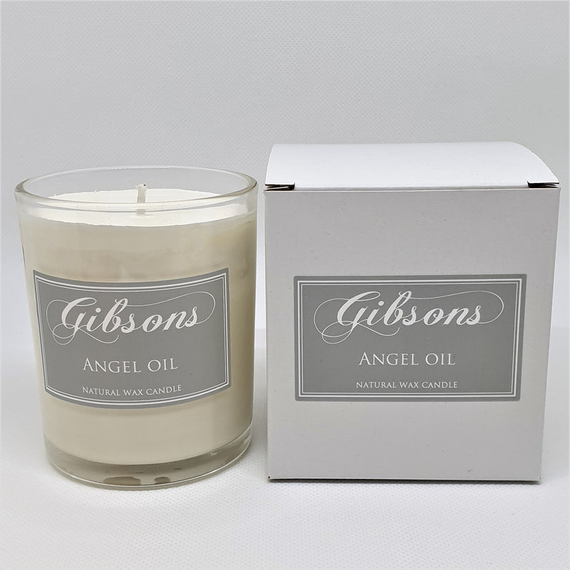 Gibsons Candle - Angel Oil