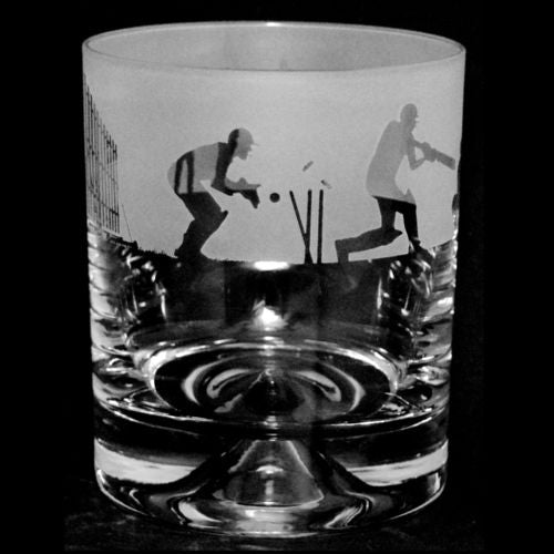 Cricket Whisky Glass