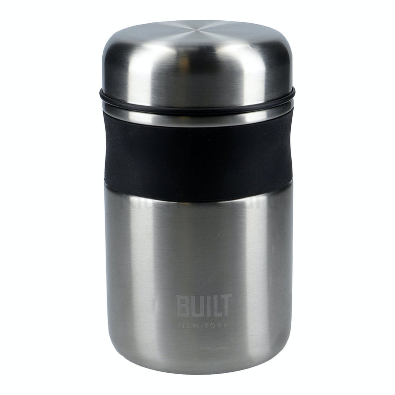 Built Food Flask - Stainless Steel 490ml