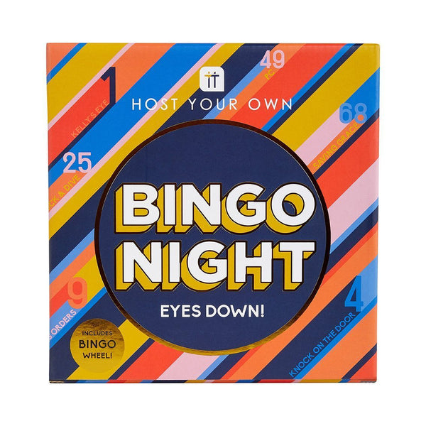 Host Your Own Bingo Night Game