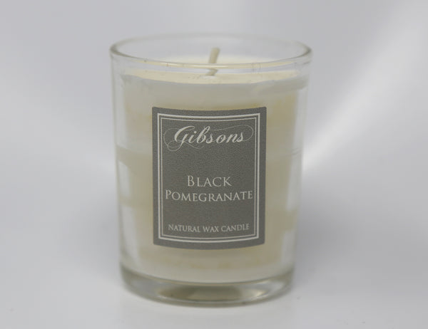 Black Pomegranate Votive Candle - 180g