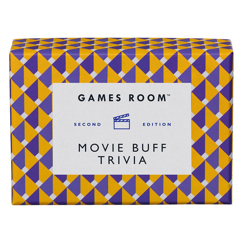 Ridley's Games Room Movie Buff Trivia Quiz