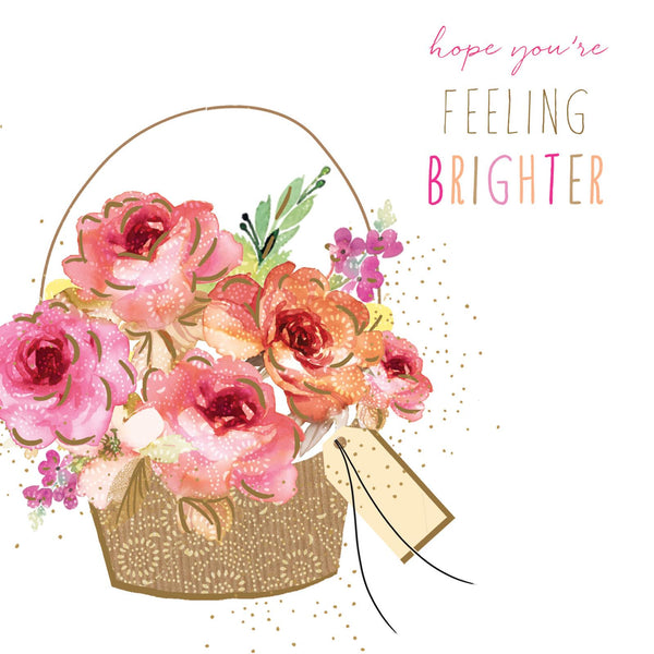 Feeling Brighter Card