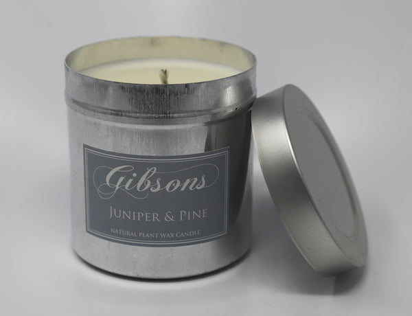 Juniper & Pine Travel Tin Candle - 254g