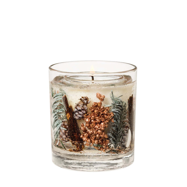 Juniper Berry & Cedar Gel Tumbler Candle