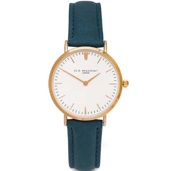 Oxford Small Watch - Blue