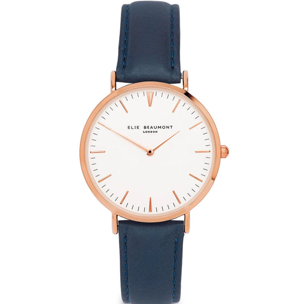 Oxford Large Watch - Blue