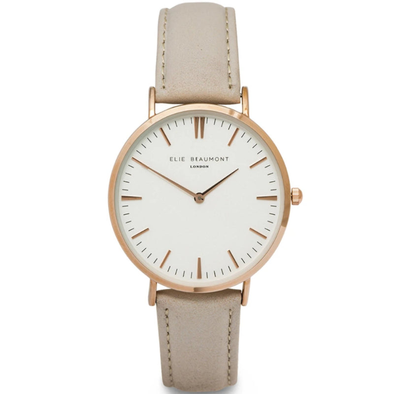 Oxford Large Watch - Stone