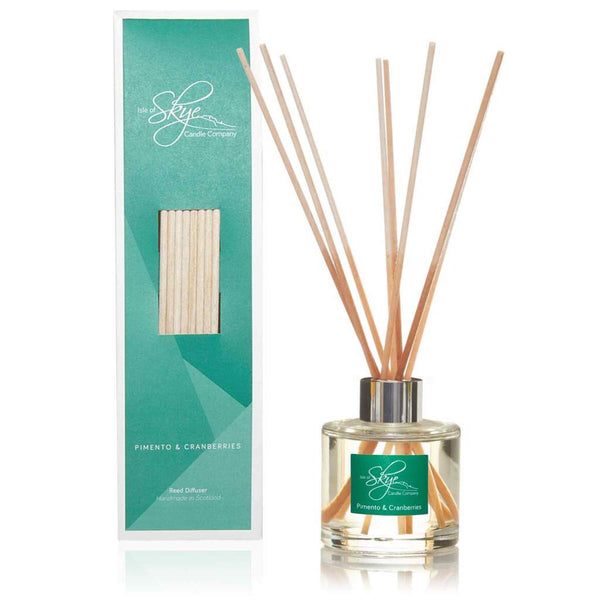 Pimento & Cranberries Reed Diffuser