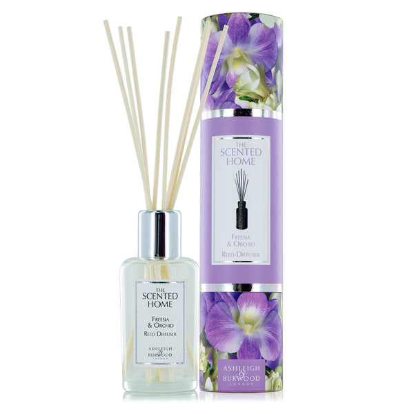 Reed Diffuser - Freesia & Orchid