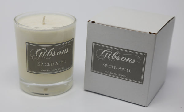Spiced Apple Votive Candle - 180g