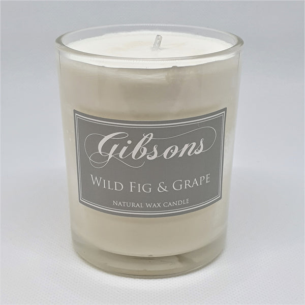 Gibsons Candle - Wild Fig & Grape
