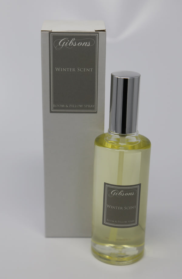 Winter Scent Room & Pillow Spray - 100ml