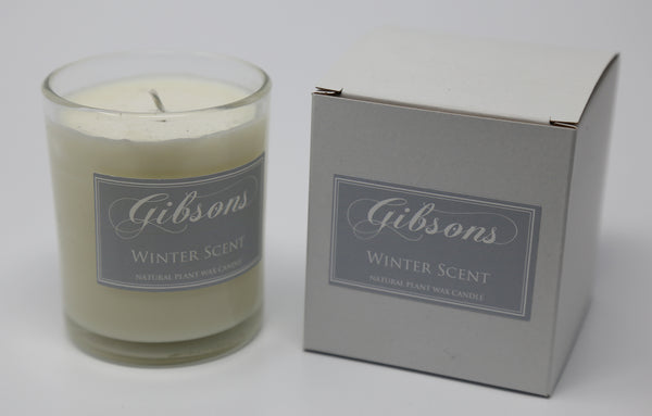 Winter Scent Votive Candle- 180g