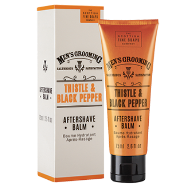 Thistle & Black Pepper Aftershave Balm