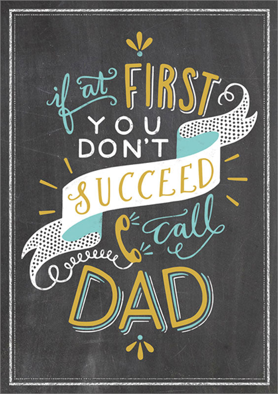 Call Dad Father's Day Card