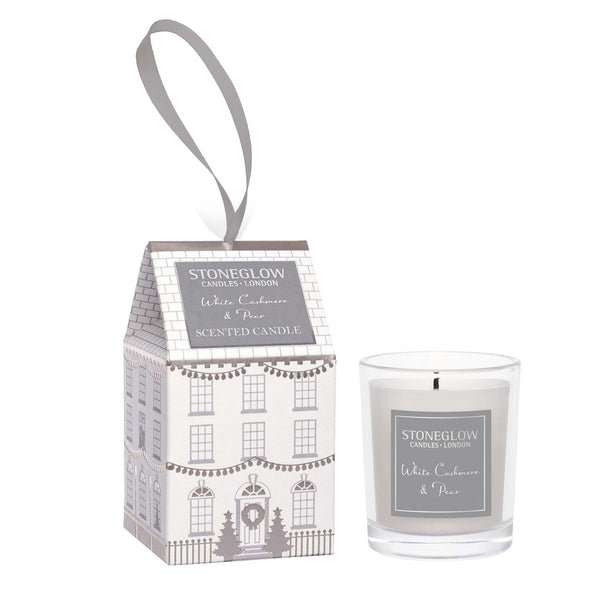 White Cashmere & Pear House Votive