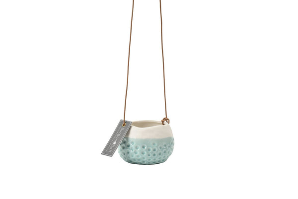 'Baby Dotty' Hanging Pot - Indoor Plant Pot
