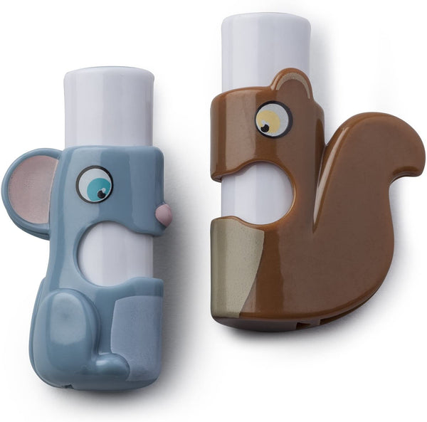 Squirrel & Mouse Bag Clips