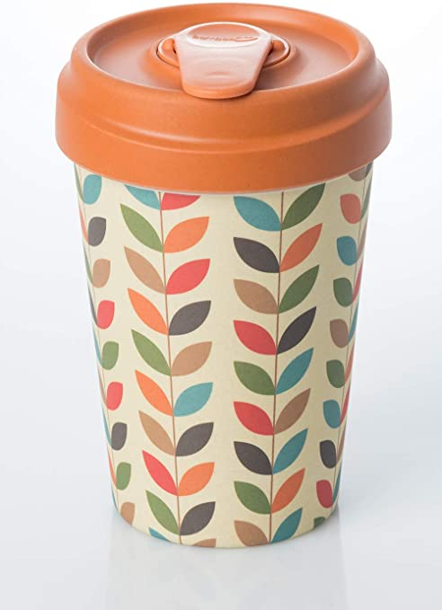 Bright Leaves Coffee Cup