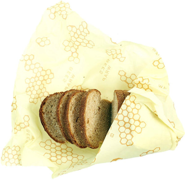 Reusable Food Wrap For Bread