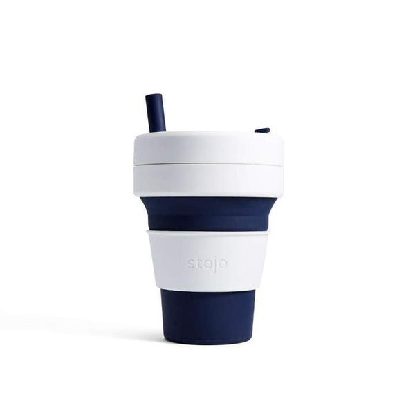 Collapsible Biggie Cup - Indigo 16oz