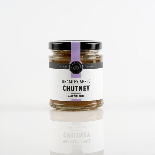Bramley Apple Chutney, Made With Cider