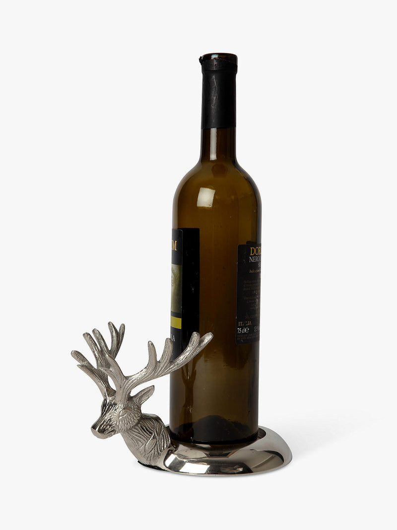 Stag Bottle Coaster
