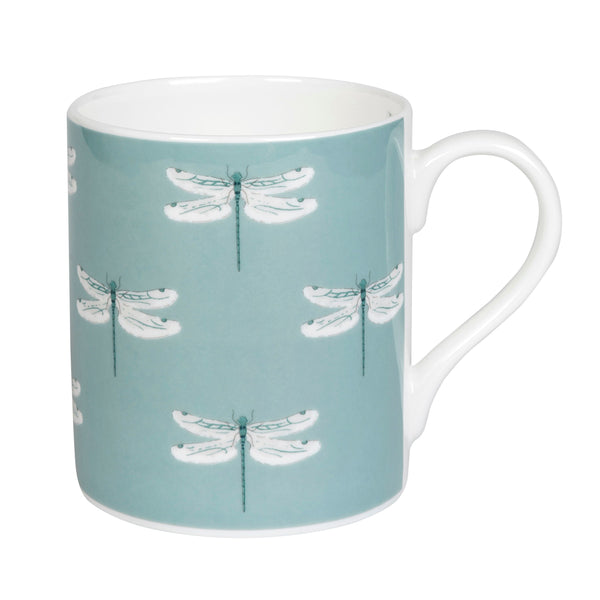 Dragonfly Mug Standard - Coloured