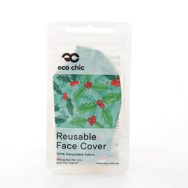 Eco Chic Reusable Face Coverings- Holly