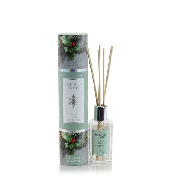 Reed Diffuser- Frosted Holly
