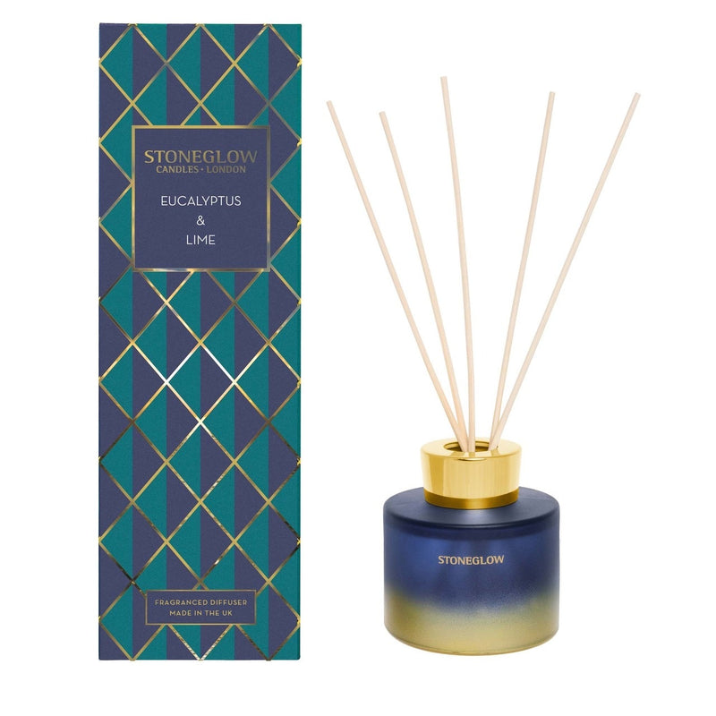 Eucalyptus & Lime Reed Diffuser