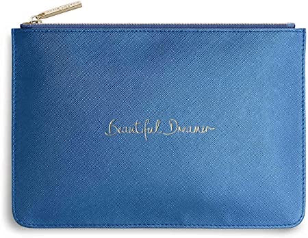 Metallic Beautiful Dreamer pouch