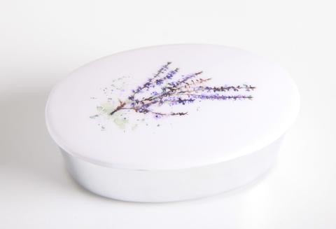 Trinket Dish - Heather