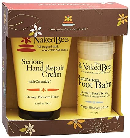 The Naked Bee- Hand & Feet Gift Sept