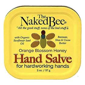 The Naked Bee - Hand Salve - Blossom Honey Orange
