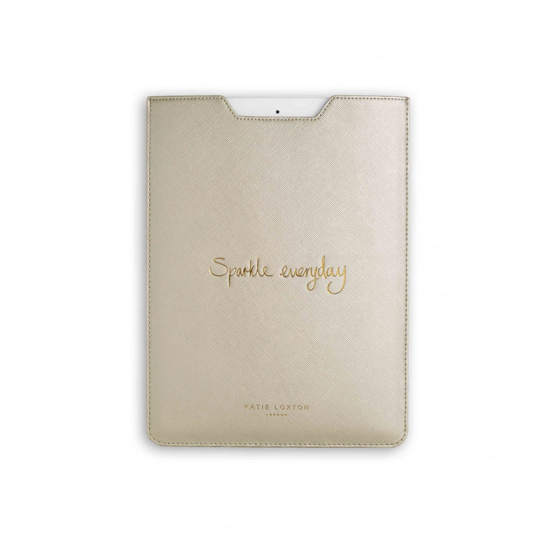 Sparkle Everyday iPad Pouch