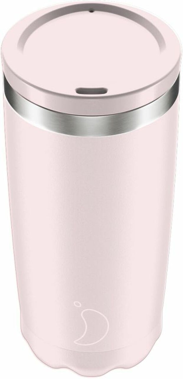 Blush Edition - Pink Reusable Coffee Cup (500ml)