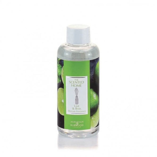 Diffuser Refill Oil- Lime & Basil, 150ml